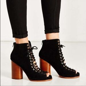 Jeffrey Campbell Free Love Suede